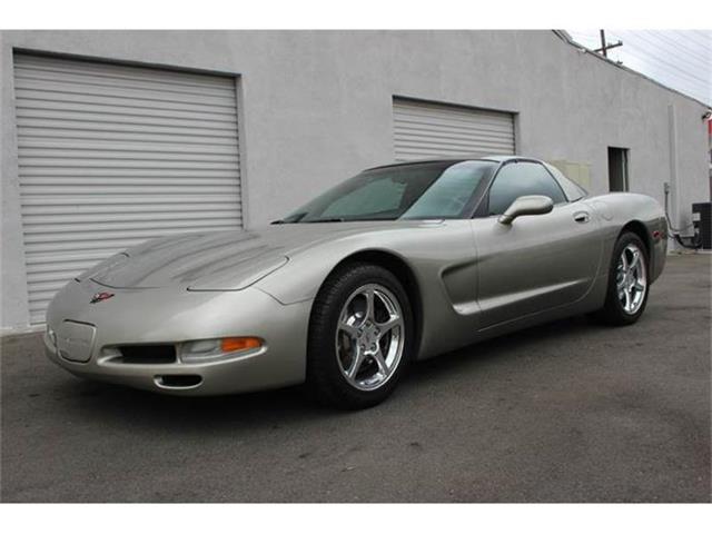 2001 Chevrolet Corvette | 851506