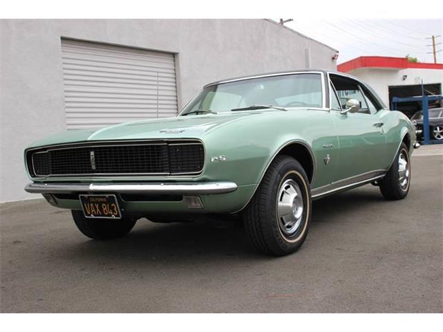 1967 Chevrolet Camaro | 851507