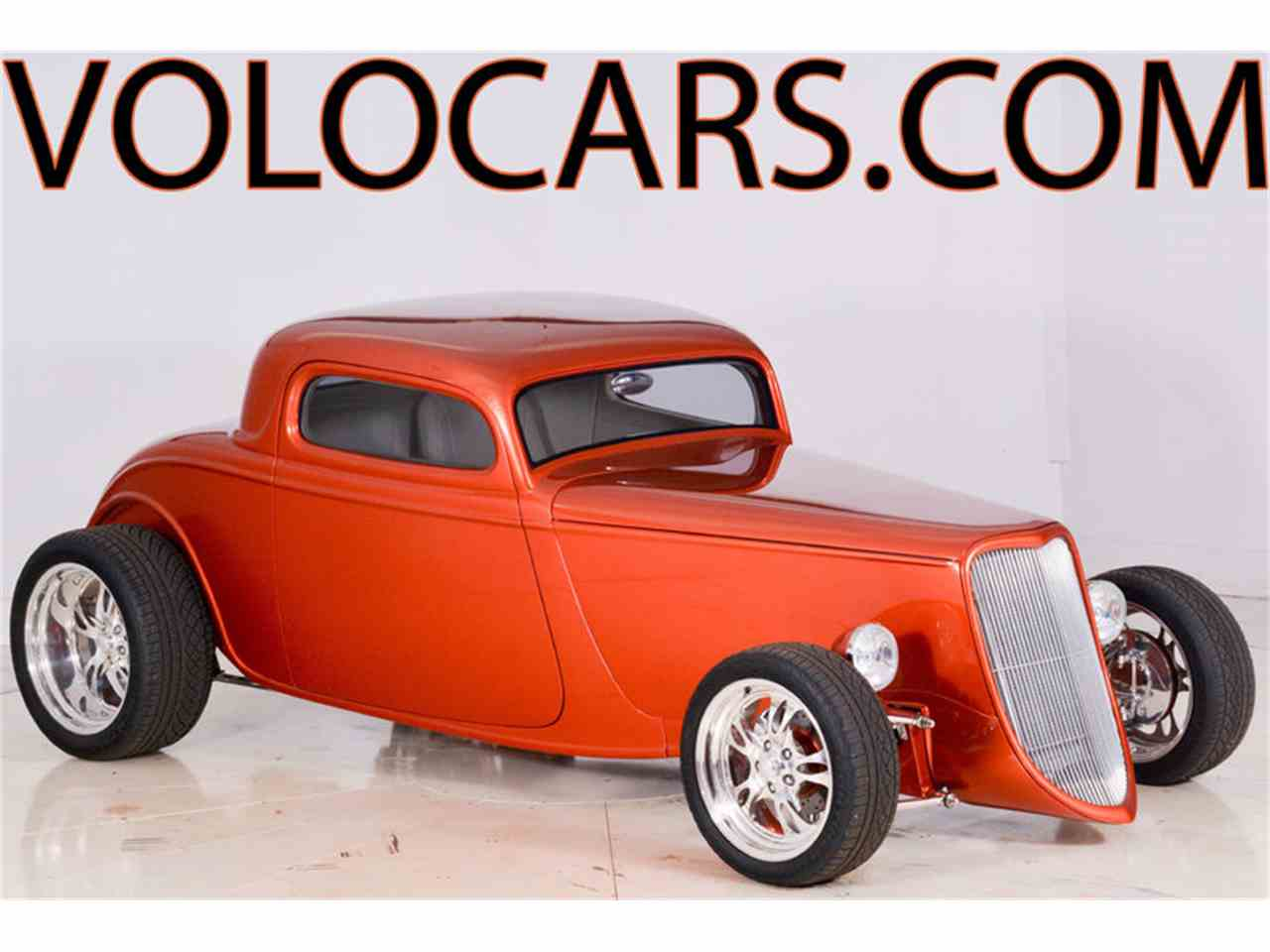 1934 Ford Custom for Sale - CC-851509