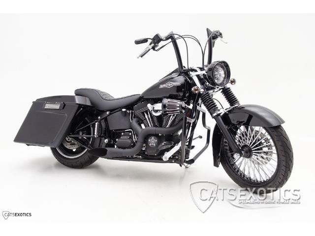 2009 Harley Davidson FXSTB | 851525