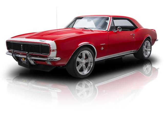 1967 Chevrolet Camaro For Sale On Classiccars Com 151
