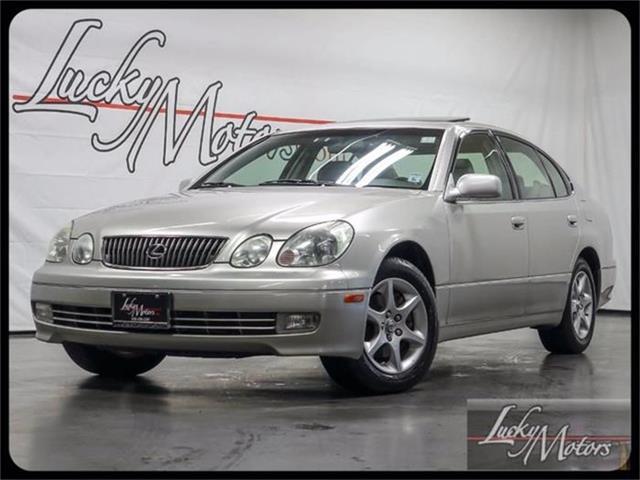 2004 Lexus GS300   851543