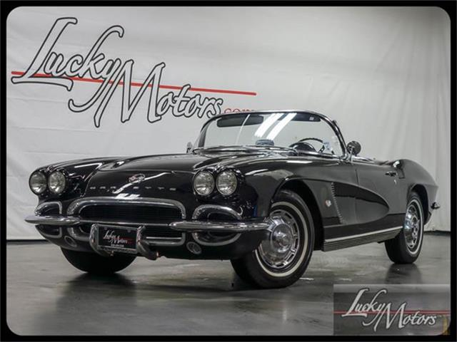 1962 Chevrolet Corvette | 851544