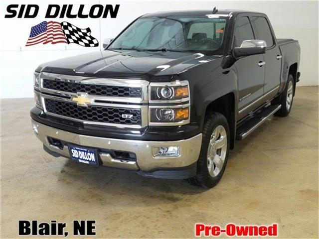 2014 Chevrolet Silverado | 851568