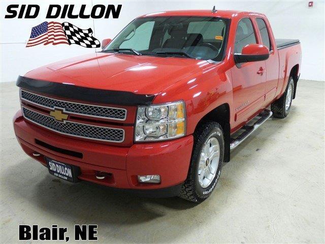 2012 Chevrolet Silverado | 851577