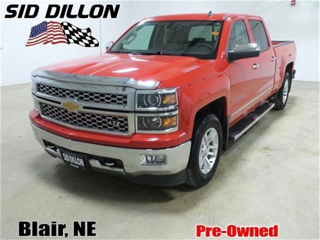 2014 Chevrolet Silverado | 851582