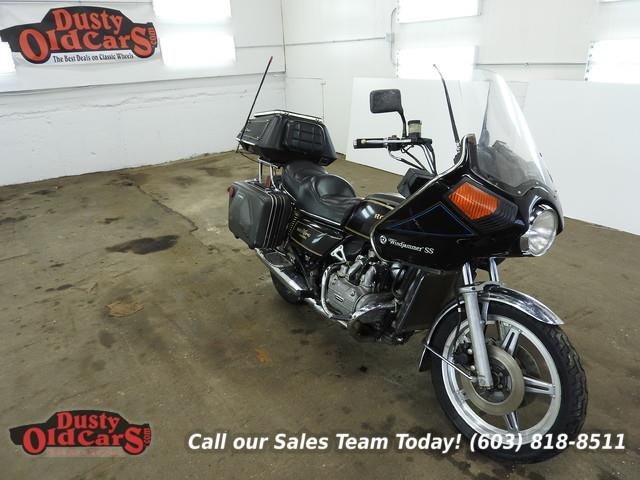 1978 Honda Goldwing 1000 | 851589