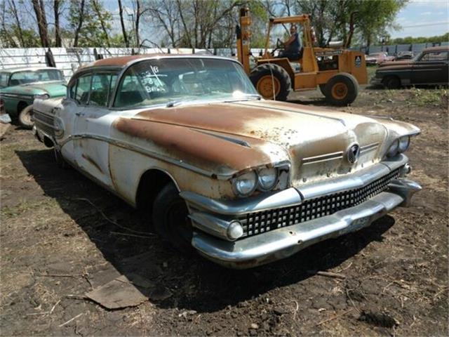 1958 Buick Roadmaster | 851605