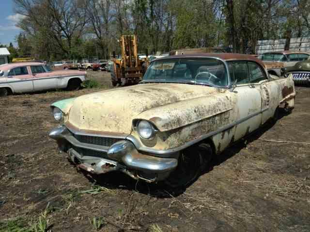 1956 Cadillac Sedan DeVille | 851608