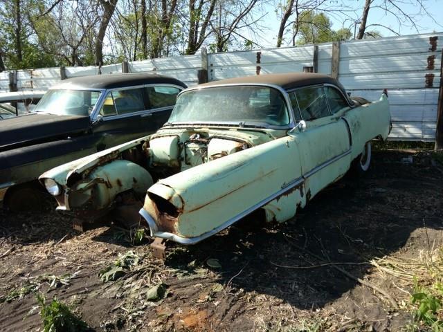 1955 Cadillac Series 62 | 851610