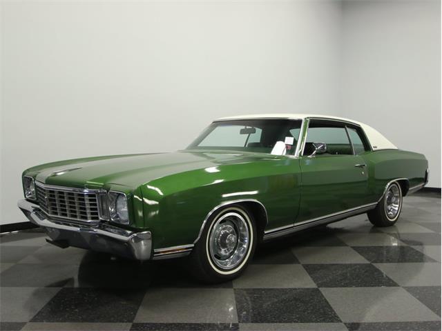 1972 Chevrolet Monte Carlo | 851622