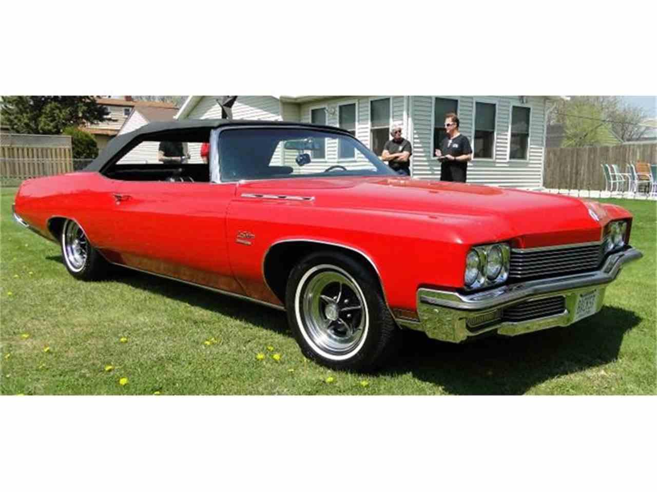 1972 Buick LeSabre for Sale - CC-850178