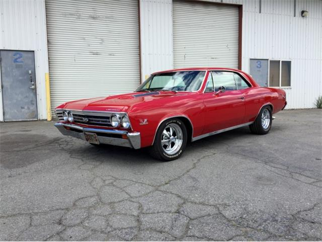 1967 Chevrolet Chevelle | 851822
