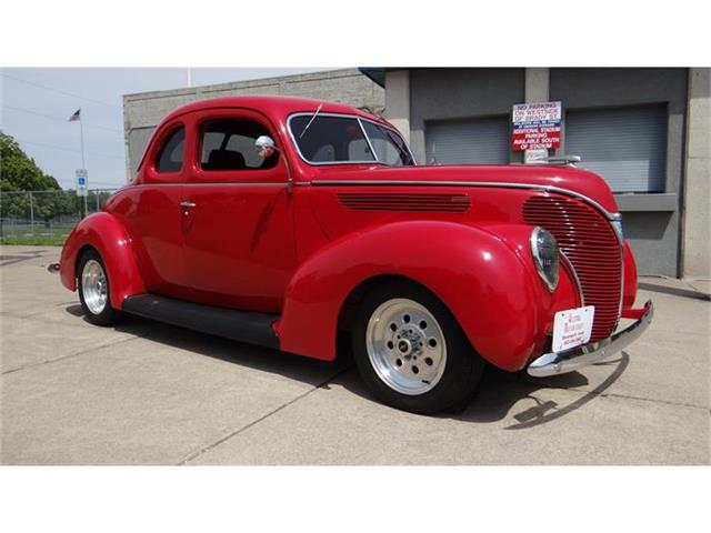 1938 Ford 5-Window Coupe | 850186