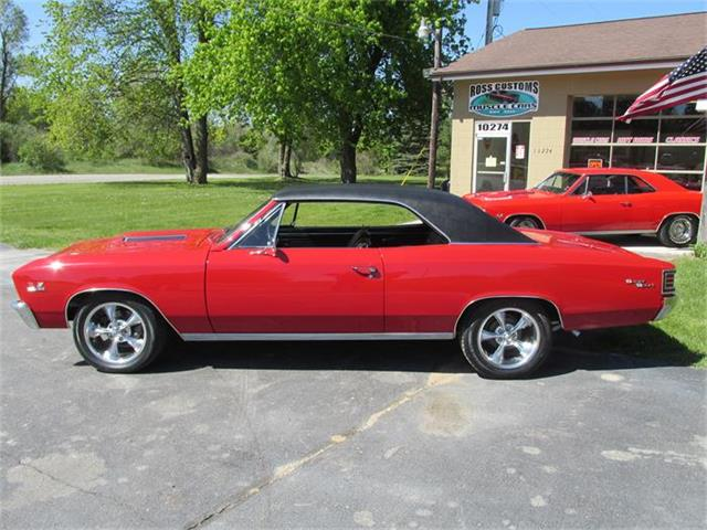 1967 Chevrolet Chevelle SS | 850190