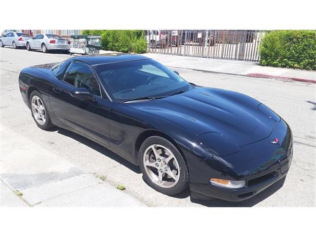 2002 Chevrolet Corvette | 850195
