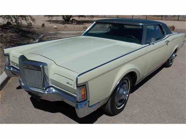 1970 Lincoln Continental Mark III | 850200