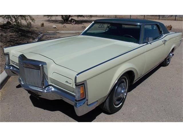 1970 Lincoln Mark III | 850200