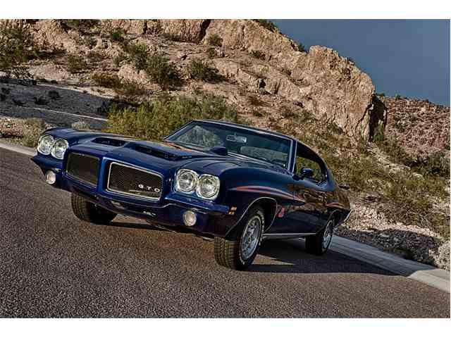 1971 Pontiac GTO   850201