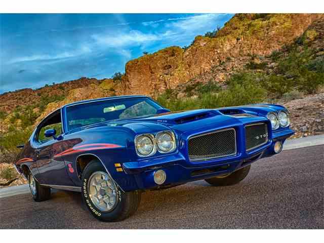 1971 Pontiac GTO | 850201