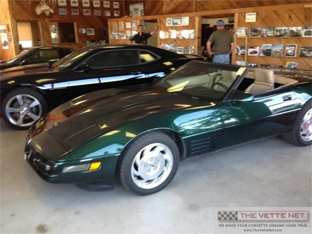 1993 Chevrolet Corvette | 850211