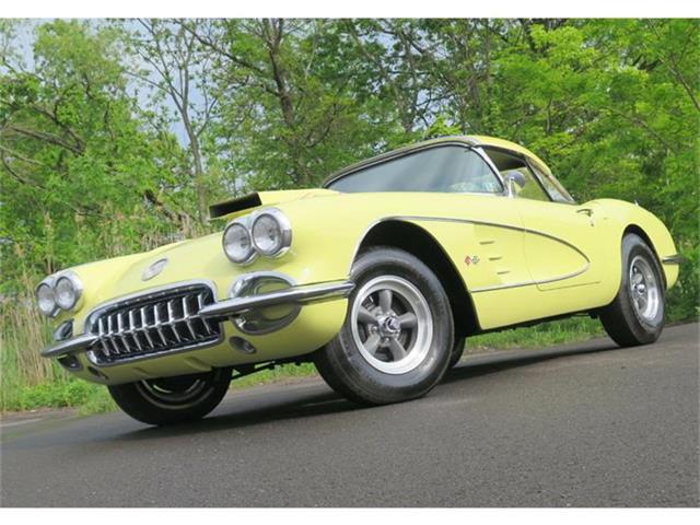1958 Chevrolet Corvette | 850212