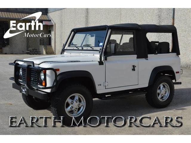1995 Land Rover Defender 90 Open Top | 850225