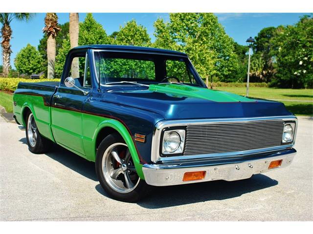 1972 Chevrolet C/K 10 | 850226
