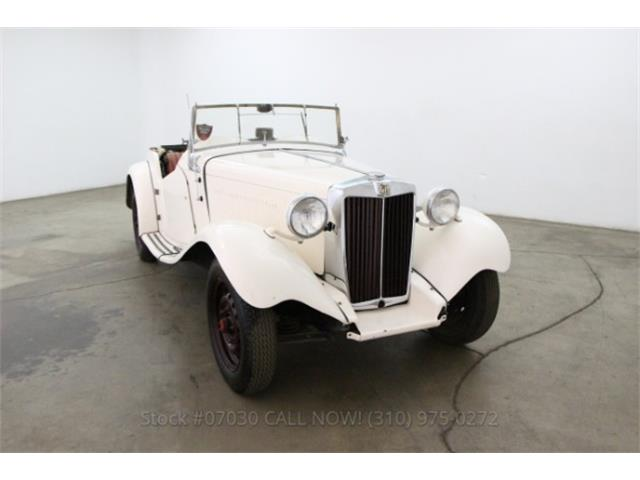 1953 MG TD | 850245