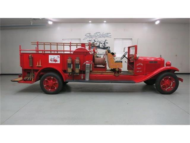 1931 Dodge Fire Truck | 850248
