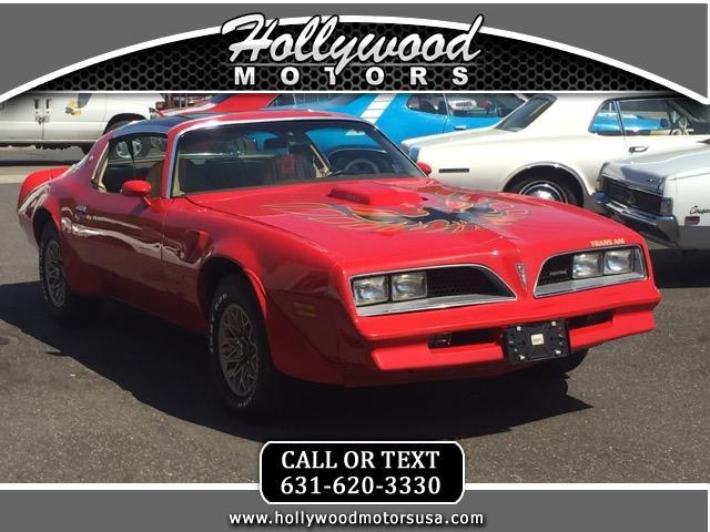 1977 Pontiac Firebird Trans Am | 850258