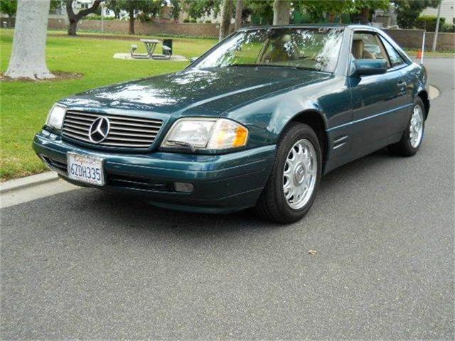 1997 Mercedes-Benz SL-Class | 850260