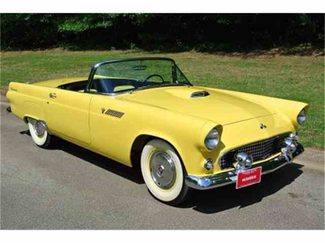 1955 Ford Thunderbird | 852600
