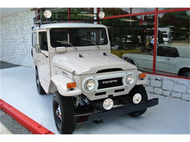 1974 Toyota Land Cruiser FJ40 | 852602