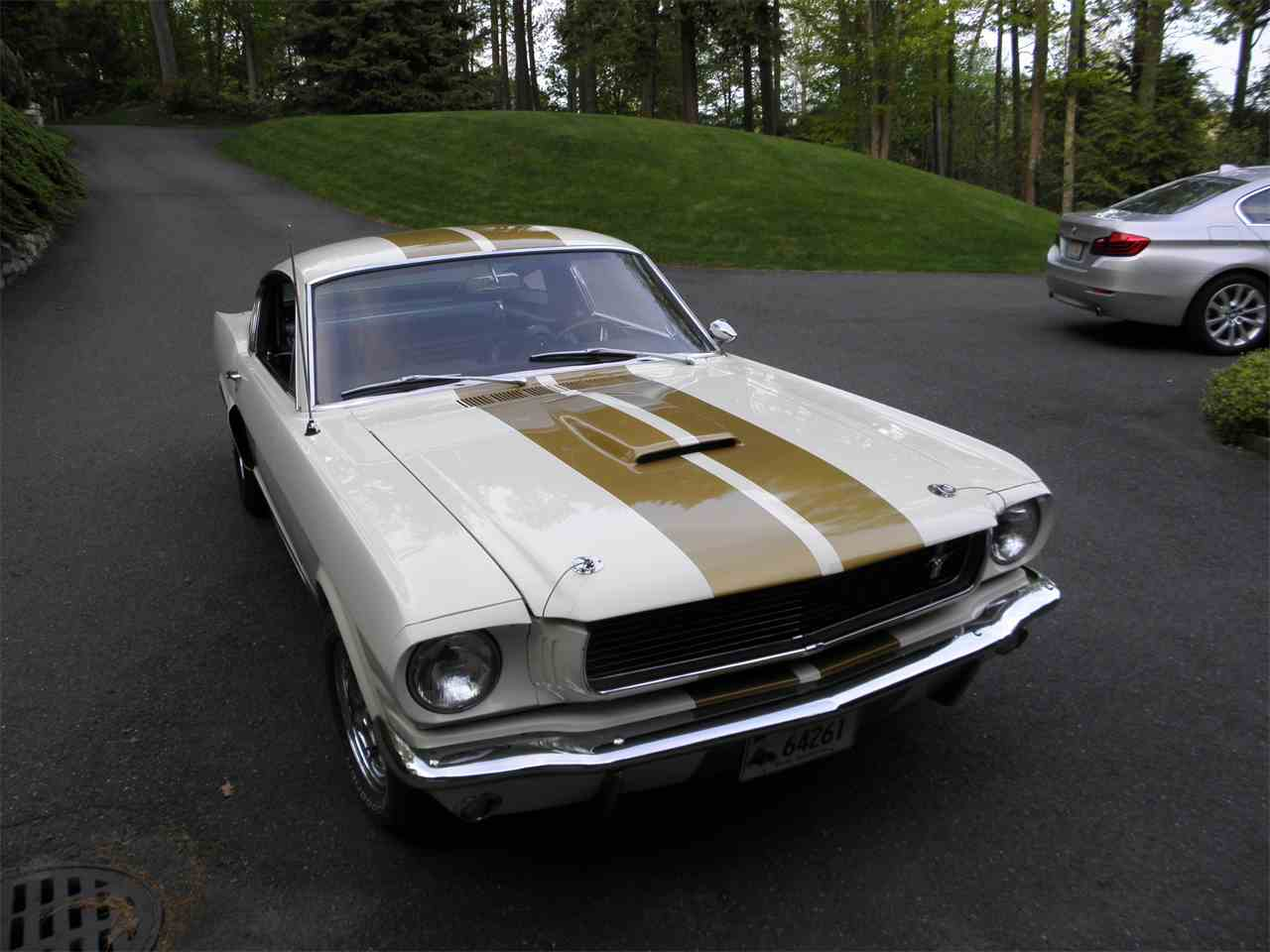 Large Picture of '66 Mustang - I9VF