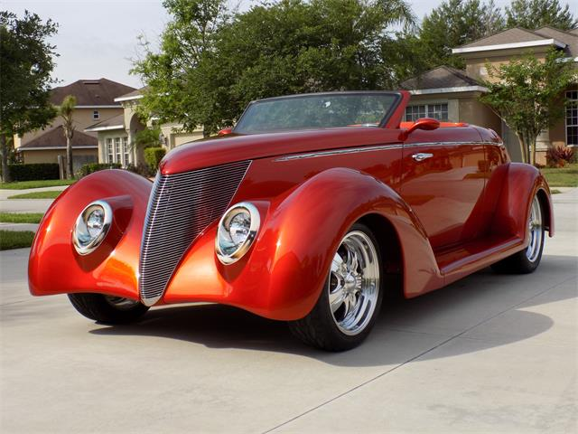 1937 Ford Cabriolet | 852605