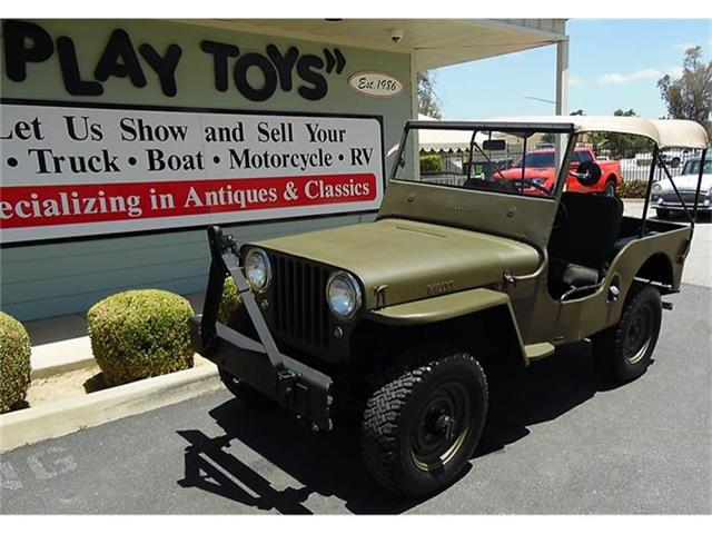 1946 Willys Jeep | 852614