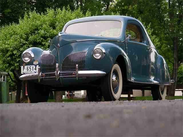 1940 Lincoln-Zephyr Business Coupe | 852695