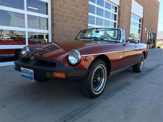 1977 MG MGB | 852696