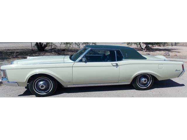 1970 Lincoln Continental Mark III | 852698