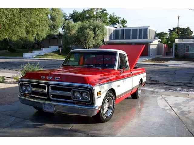 1972 GMC 1500 | 852700