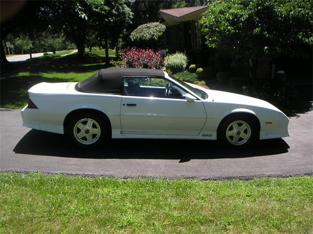 1992 Chevrolet Camaro RS | 852703