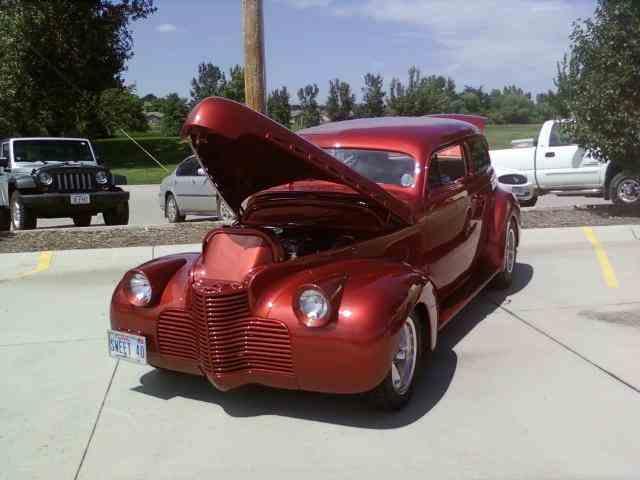 1940 Chevrolet Street Rod | 852705