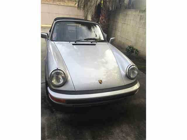 1988 Porsche Cabriolet | 852707