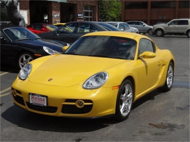 2007 Porsche Cayman | 852714