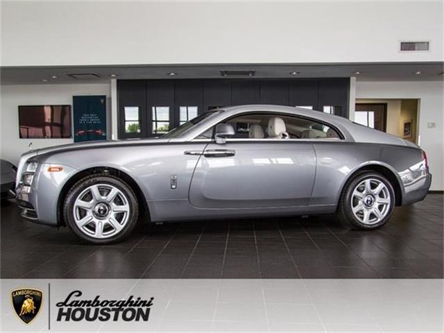 2015 Rolls-Royce Silver Wraith | 852718