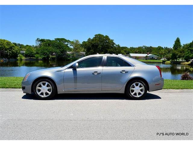 2008 Cadillac CTS | 852720