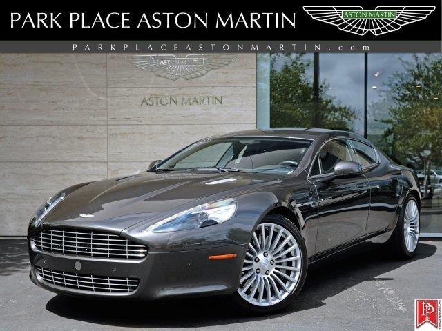 2011 Aston Martin Rapide | 852725