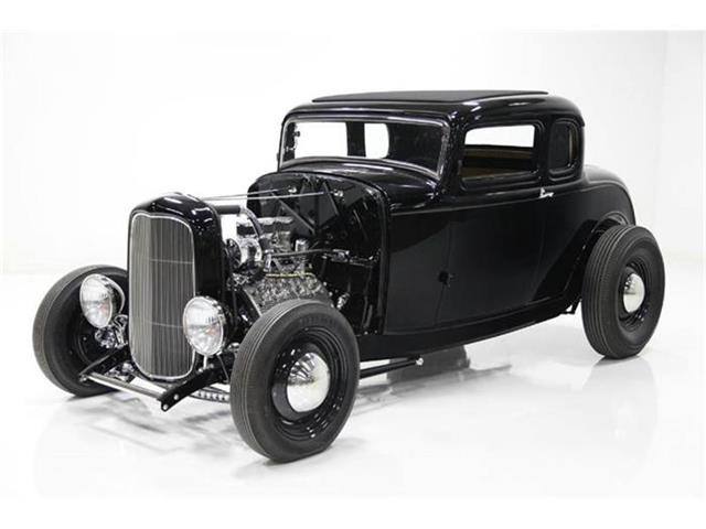 1932 Ford 5-Window Coupe | 850273
