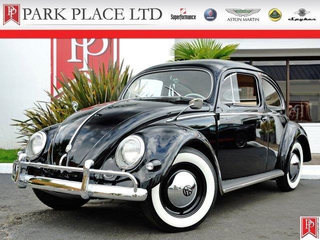 1956 Volkswagen Beetle   852731